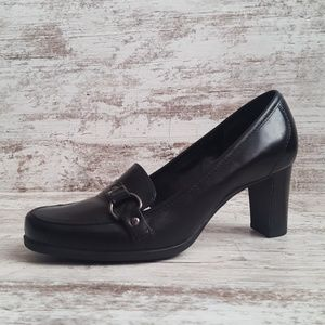 🔴Like New Connie Leather Office Heel